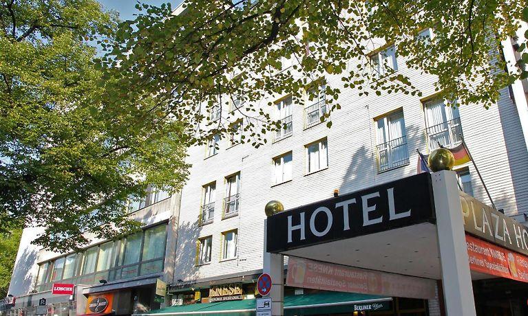 Berlin Plaza Hotel Am Kurfurstendamm Berlin